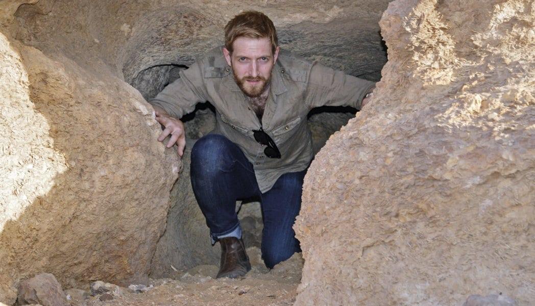 Missing Tombs 2018-Chris Naunton-Ancient World Tours