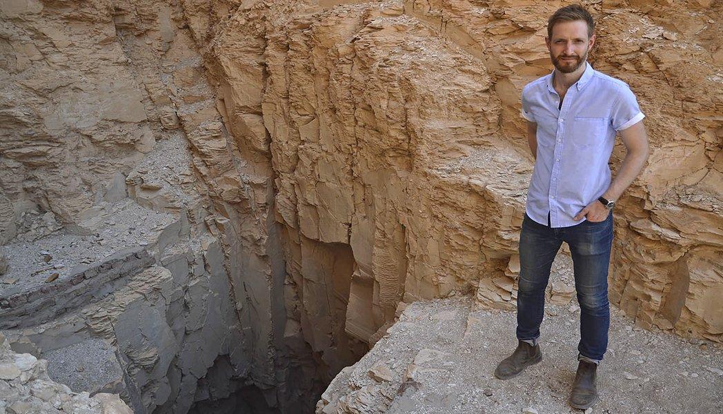 Missing Tombs 2019-Chris Naunton-Ancient World Tours