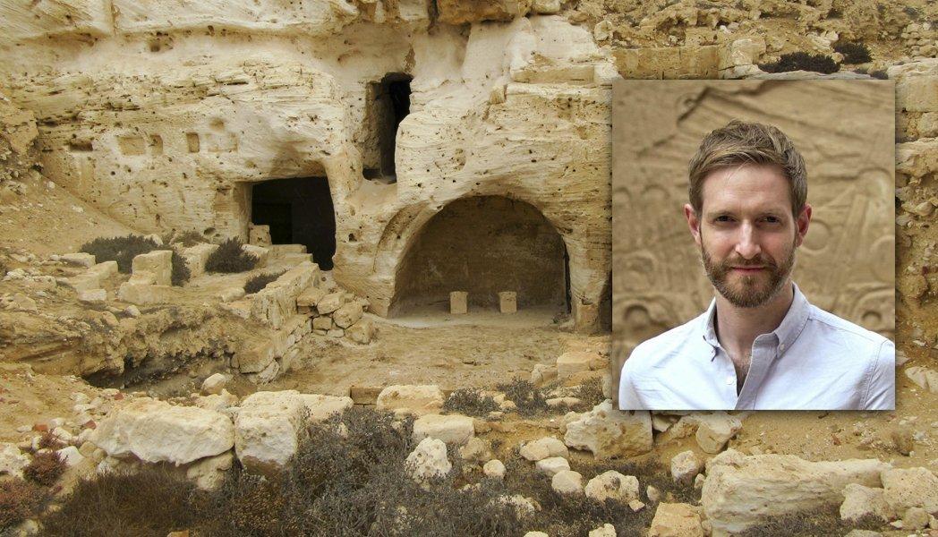 Missing Tombs Oct 2019 Chris Naunton Ancient World Tours