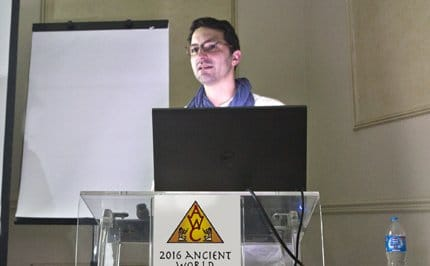 2016 LUXOR CONFERENCE Ancient World Tours DR FARIED ADROM