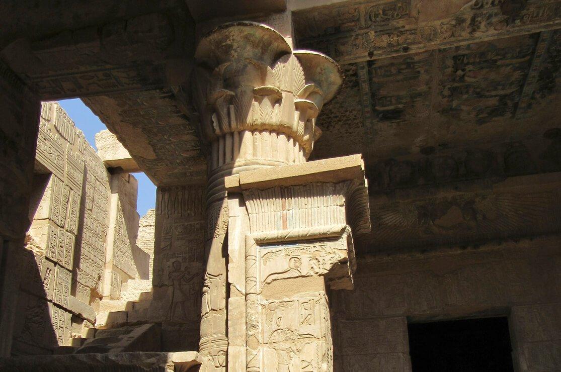 Deir el Medina, Ptolemaic Temple