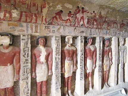 MISSING TOMBS NEWS Ancient World Tours