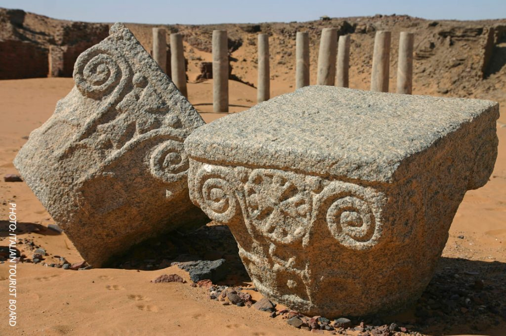 Old Dongola, Sudan, Ancient World Tours