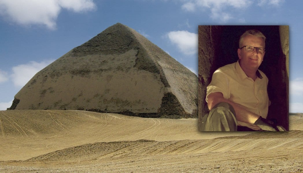 Pyramid Explorer, Colin Reader, Ancient World Tours