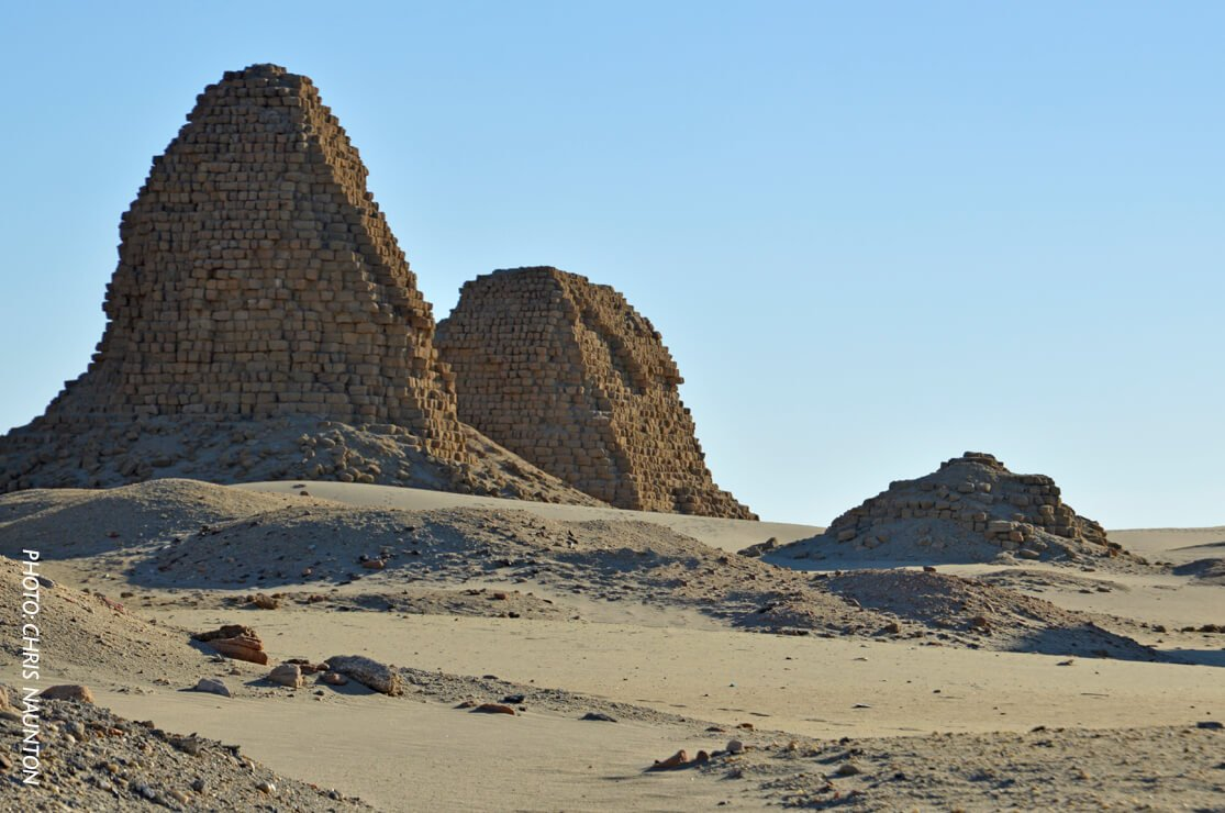 Royal Pyramids of Napata, Nuri