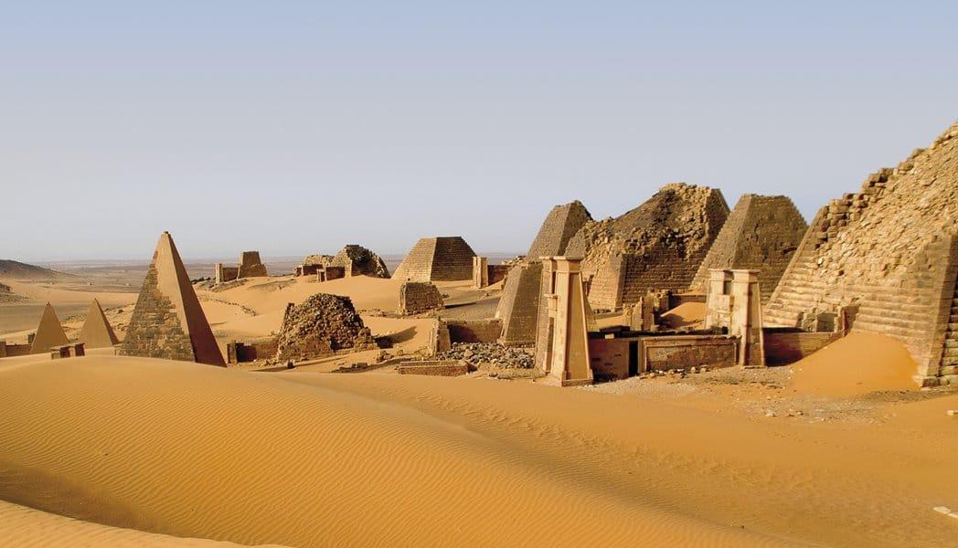 Sudan 2019 Meroe, Ancient World Tours
