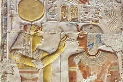 Seti I Temple Abydos