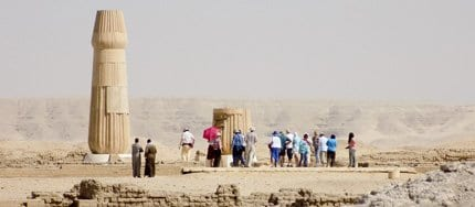 2015 LONG CRUISE AMARNA GROUP Ancient World Tours