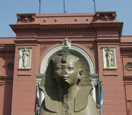 2015 LONG CRUISE CAIRO MUSEUM Ancient World Tours