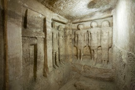 2015 LONG CRUISE FRASER TOMBS Ancient World Tours