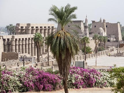 2015 LONG CRUISE LUXOR TEMPLE Ancient World Tours