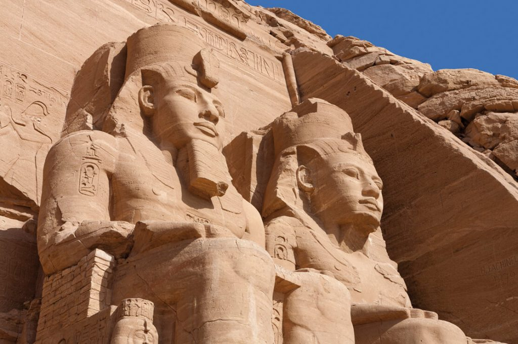 Abu Simbel, Egypt, Ancient World Tours