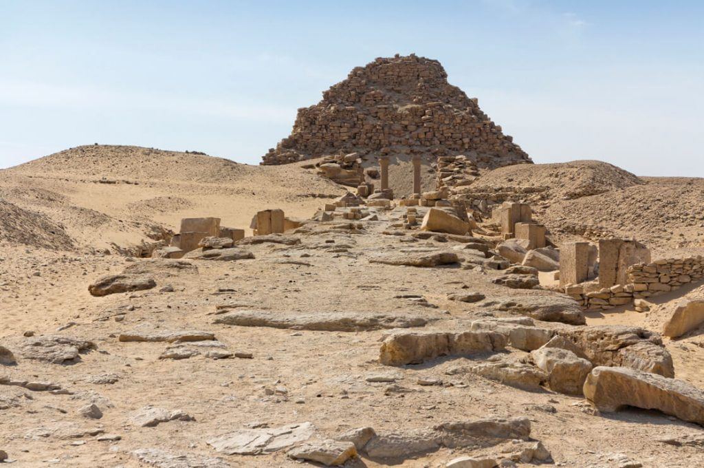 Abu Sir Pyramids, Ancient World Tours