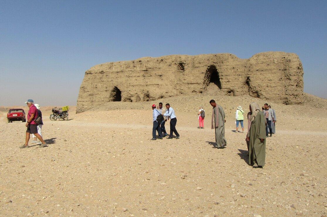Beit Khallaf, Abydos