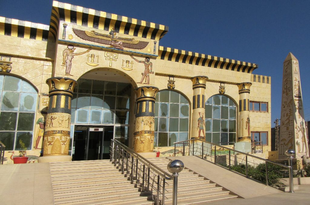 House of Life Hotel, Abydos, Ancient World Tours