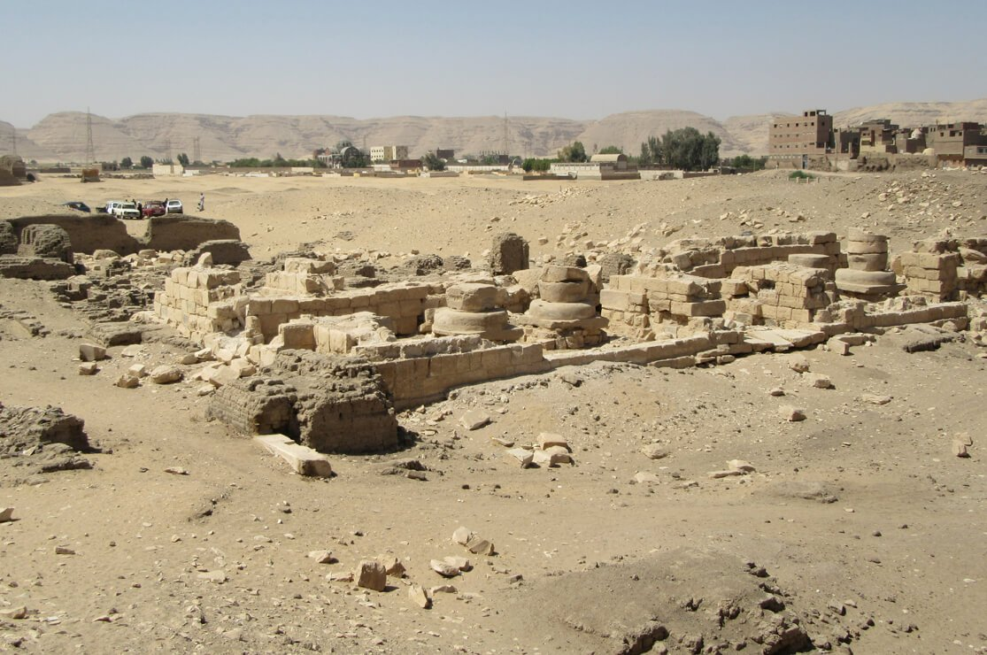 Kom el Sultan, Abydos