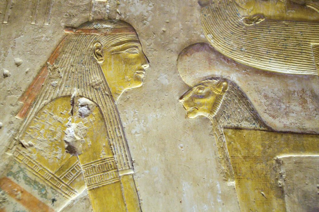 Seti I Temple, Abydos, Ancient World Tours