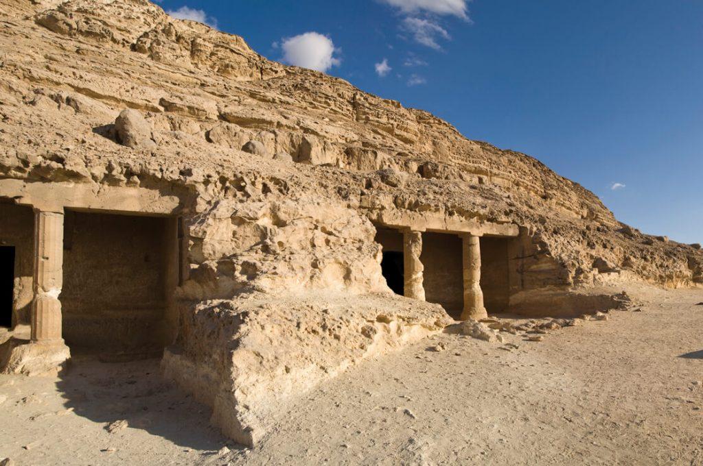 Beni Hassan, Ancient World Tours