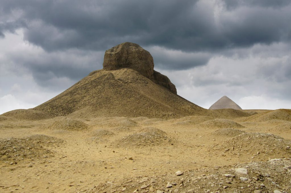 Black and Bent Pyramids Egypt, Ancient World Tours