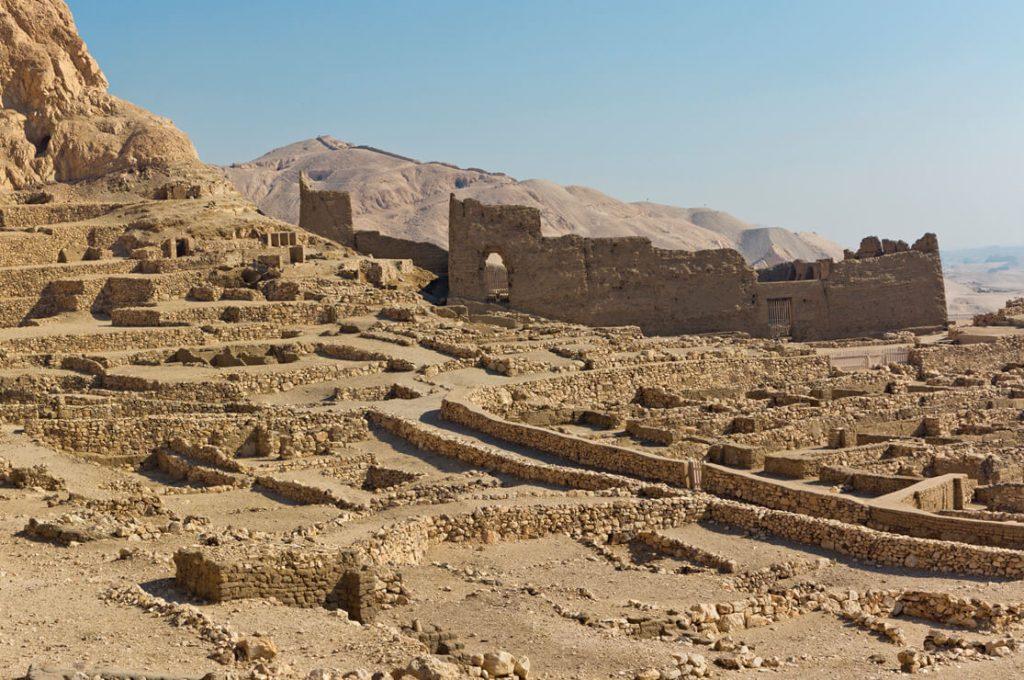 Deir el Medina, Egypt, Ancient World Tours