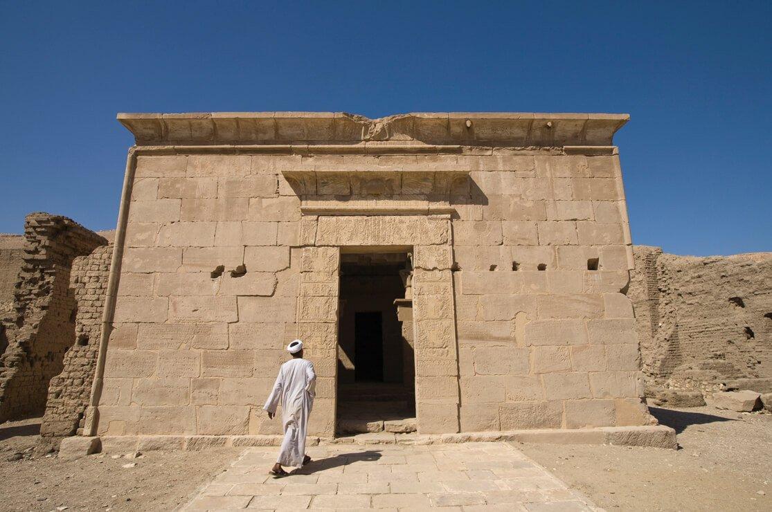 Ptolemaic Temple, Deir el Medina