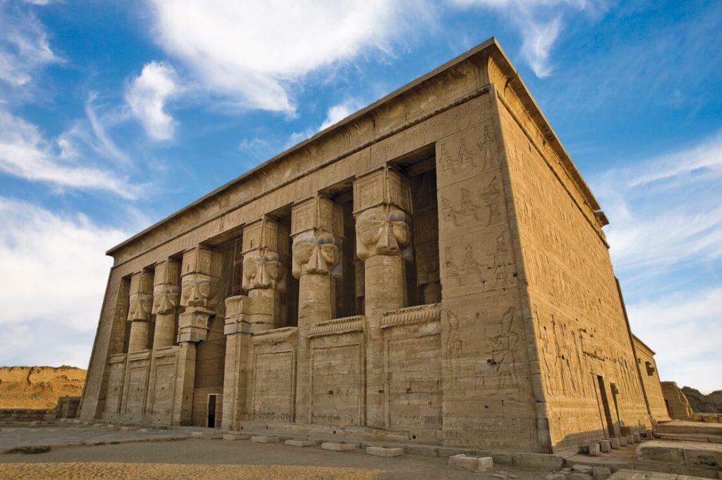 Dendera Temple, Egypt, Ancient World Tours