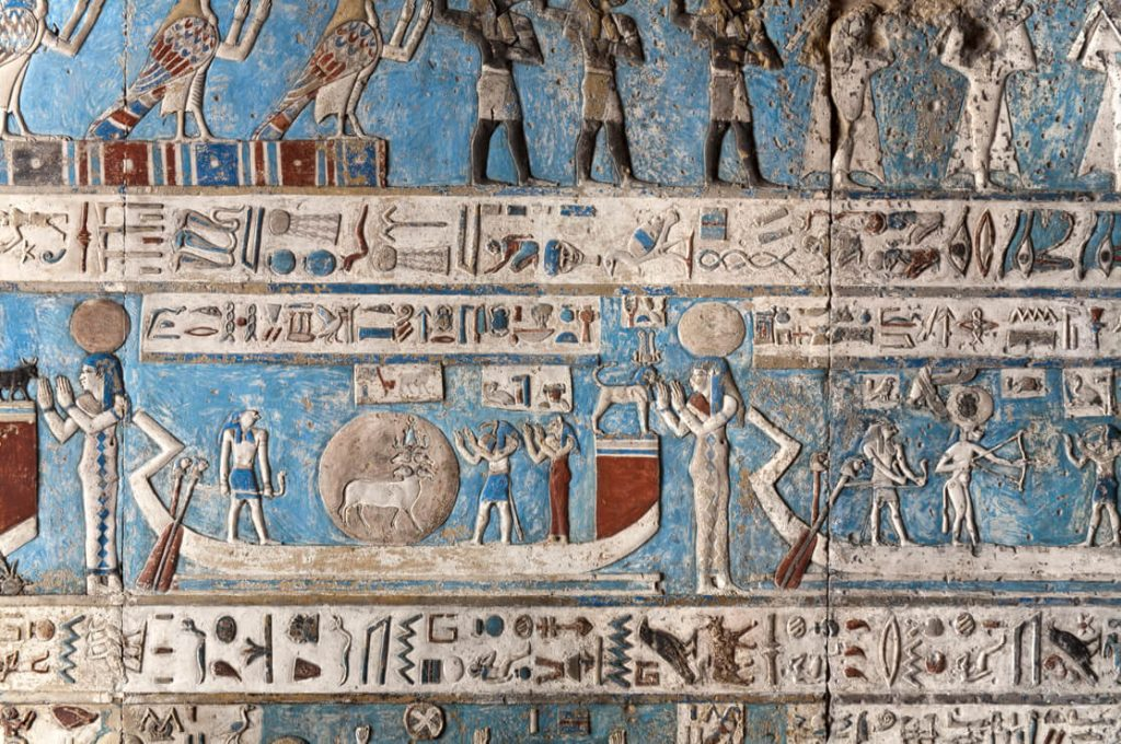 Dendera Temple, Egypt, Ancient World Tours