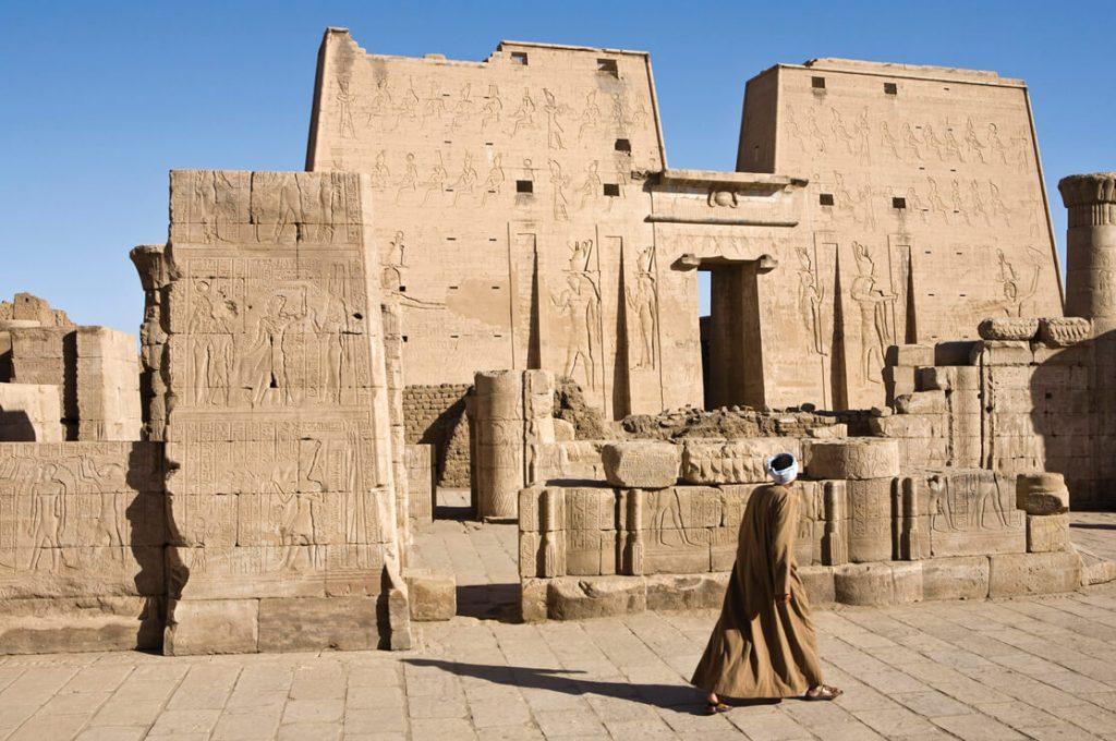 Edfu Temple, Ancient World Tours