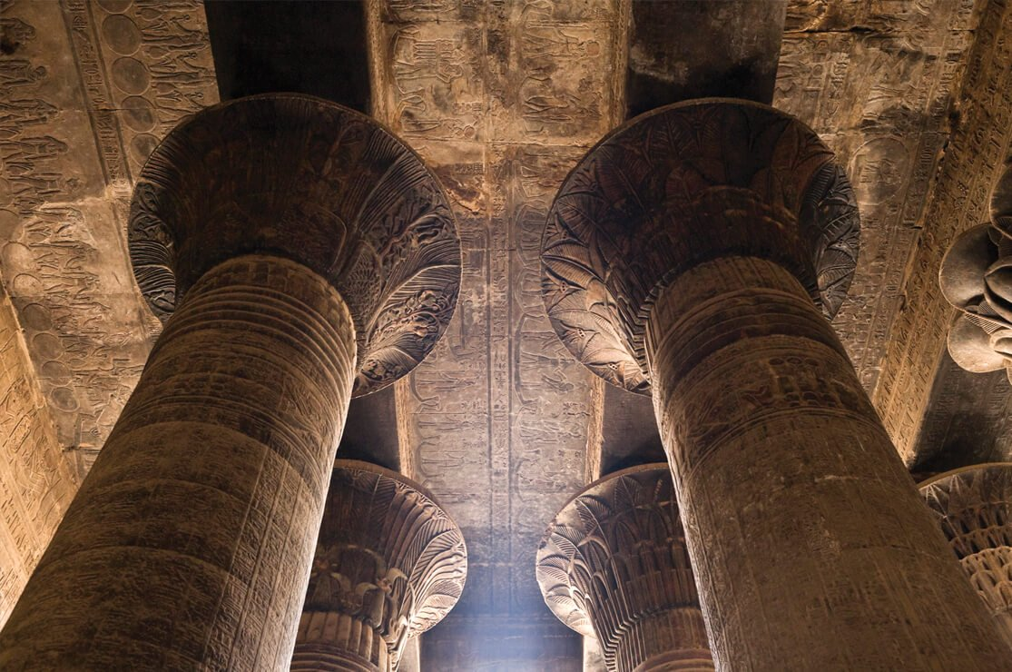 The Temple of Khnum at Esna