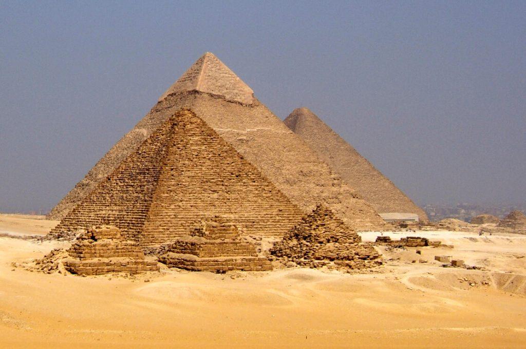 Giza Plateau, Ancient World Tours
