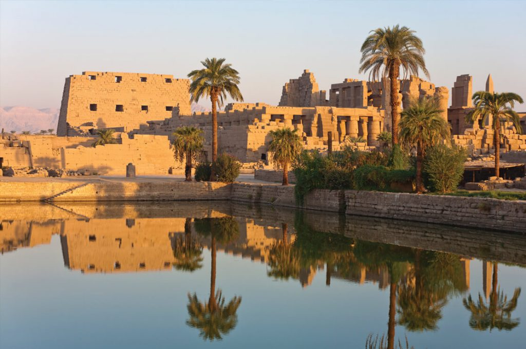 Karnak Temple, Egypt, Ancient World Tours