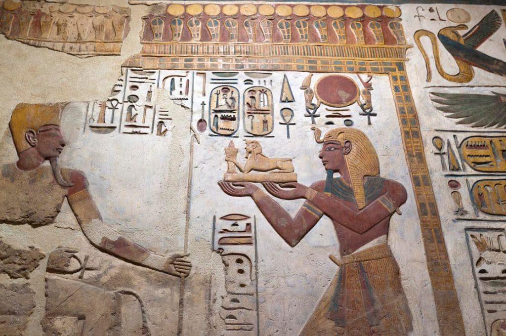 Khonsu Temple, Karnak, Egypt, Ancient World Tours
