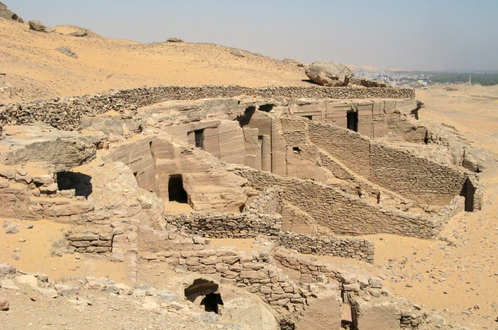 Kubbet el Hawa, Qubbet el-Hawa, Egypt, Ancient World Tours