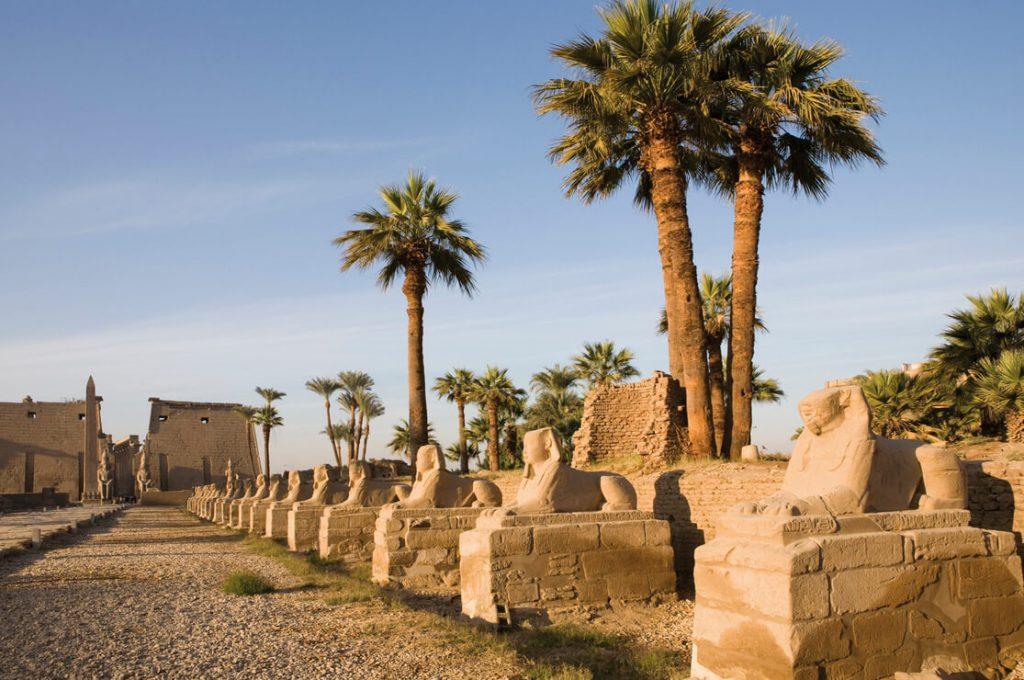 Luxor Temple, Egypt, Ancient World Tours