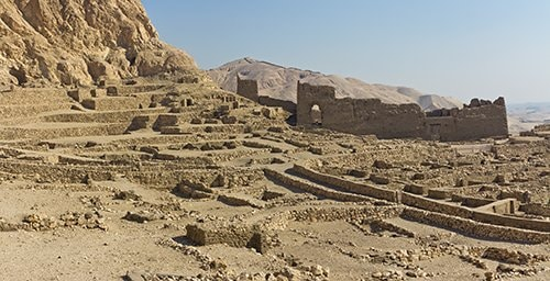 DEIR EL MEDINA Ancient World Tours