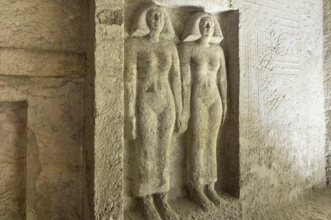 Mastaba of Meresankh, Saqqara