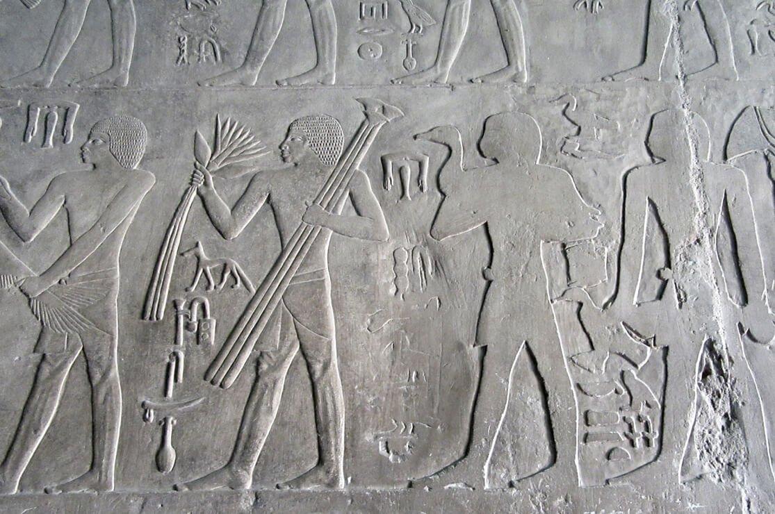 Mastaba of Ptahhotep, Saqqara