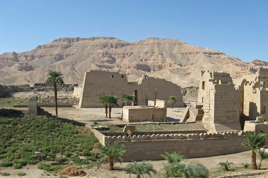 Medinet Habu, Egypt, Ancient World Tours