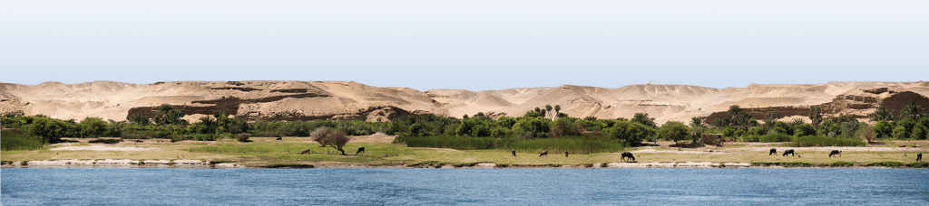 Nile river bank, Ancient World Tours, SELLING