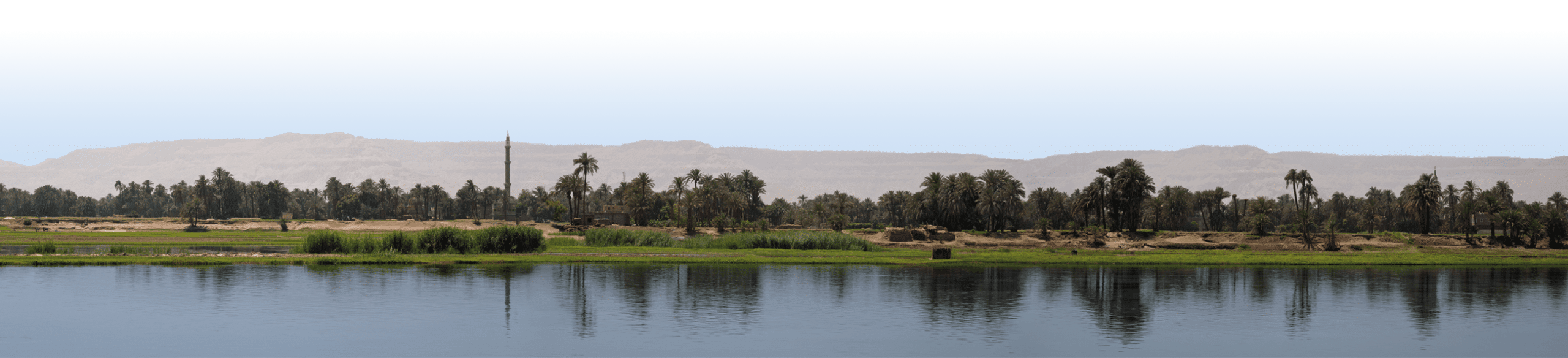 Nile view, Ancient World Tours, SELLING