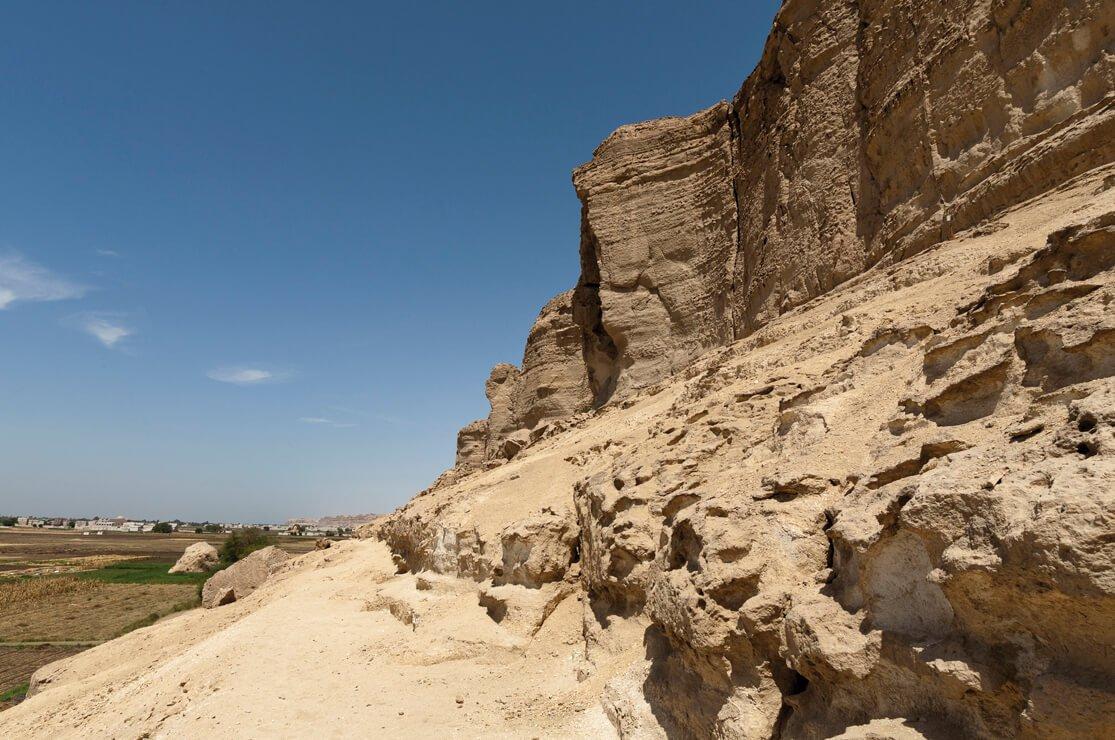 Rock-cut Fraser Tombs
