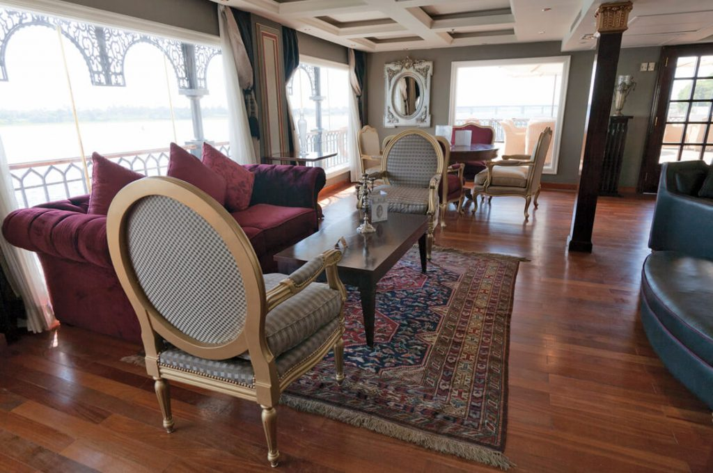 SS Misr, Egypt, Long Cruise, Ancient World Tours Slide Show