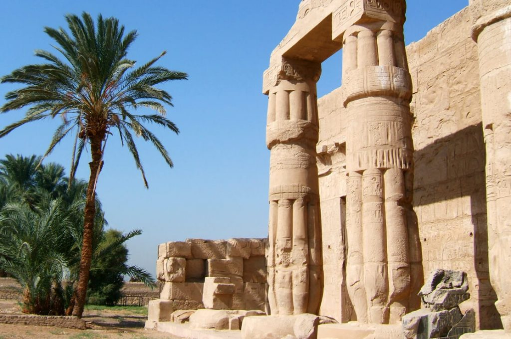 Seti I Temple, Luxor, Egypt, Ancient World Tours