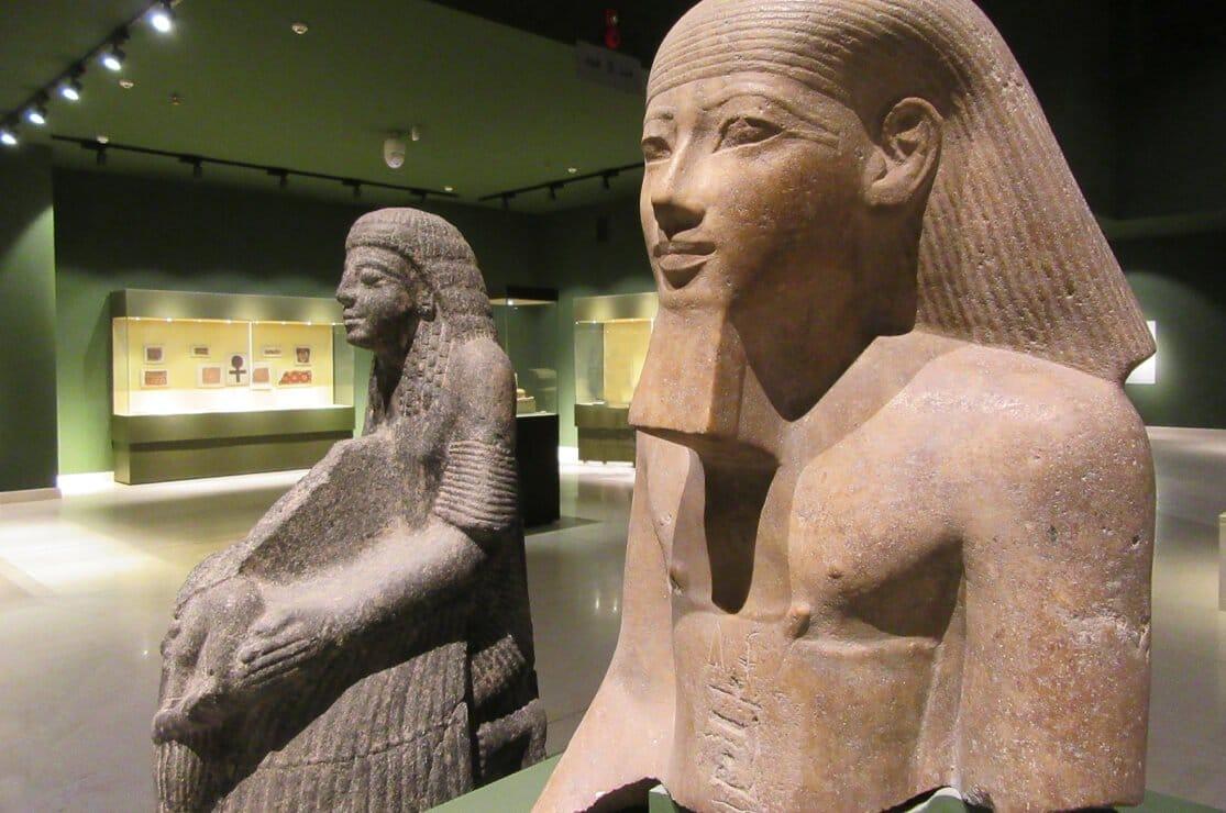 Sohag Museum, Ancient World Tours