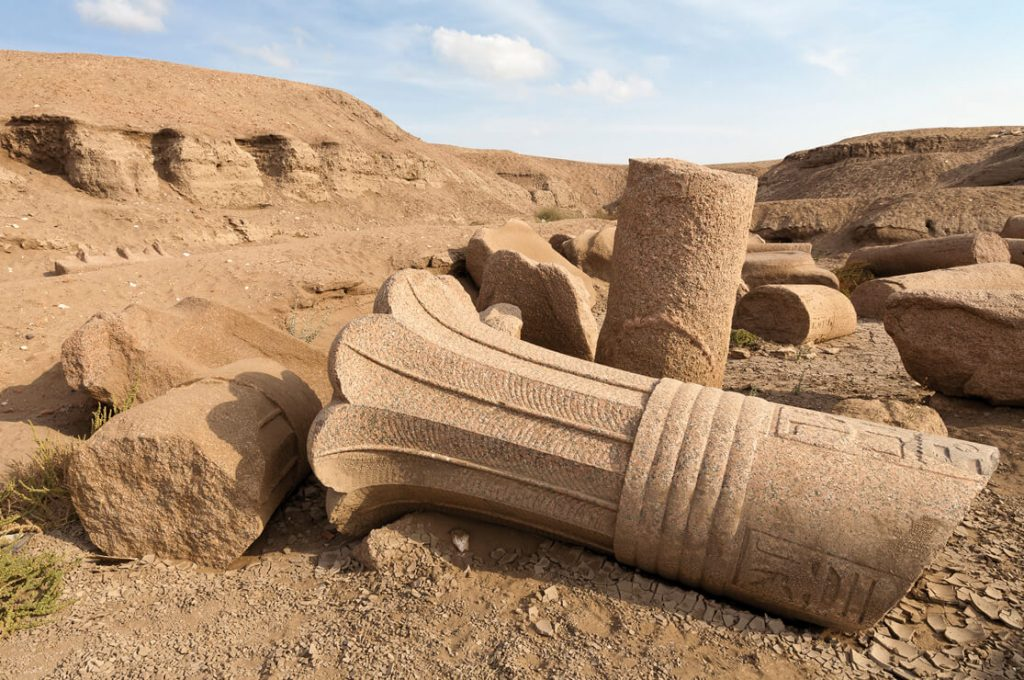 Tanis, Egypt, Ancient World Tours