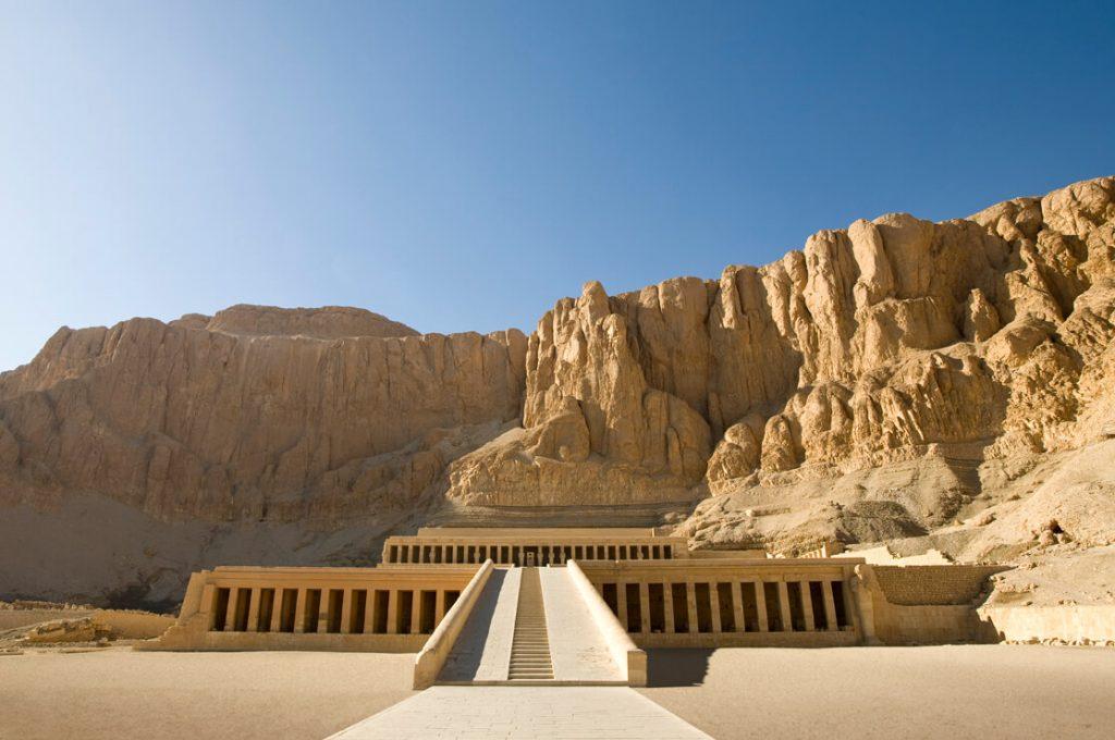 Temple of Hatshepsut, Deir el Bahri, Egypt, Ancient World Tours