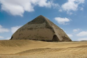 Bent Pyramid, Egypt, Ancient World Tours