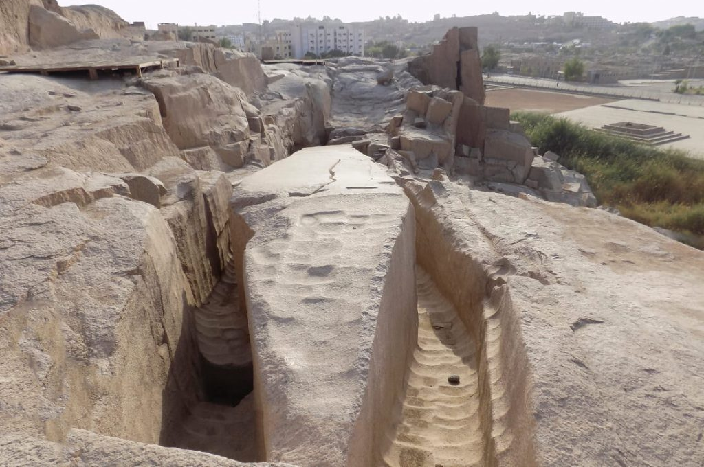 The Unfinished Obelisk, Aswan, Ancient World Tours