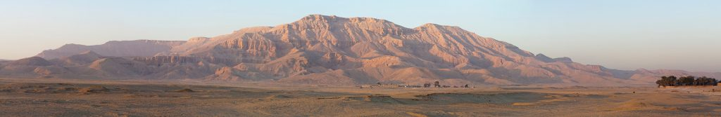 Theban Hills, Egypt, Ancient World Tours