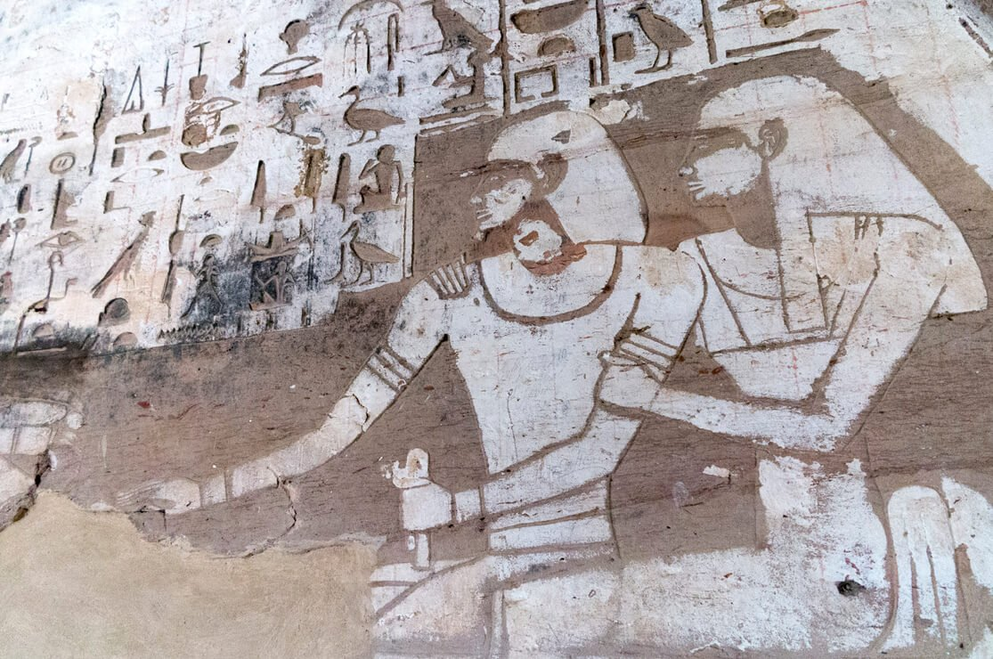Tomb of Ahmose, el Kab